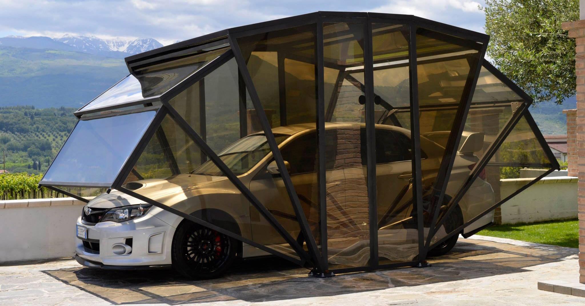 Модерен поглед върху гаражната врата - gazebox-00