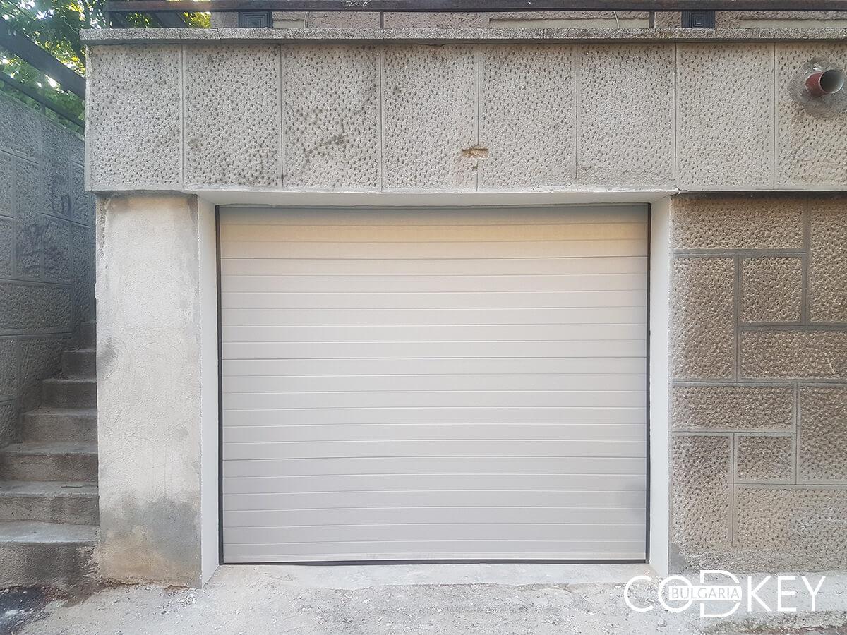 Гаражни врати в град Стара Загора_001