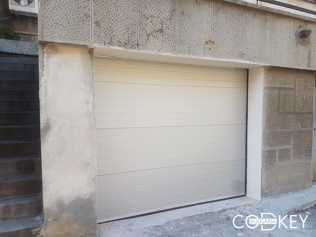 Гаражни врати в град Стара Загора_004