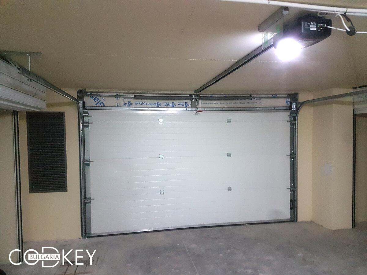 Вратa на подземен гараж в град Стара Загора_006